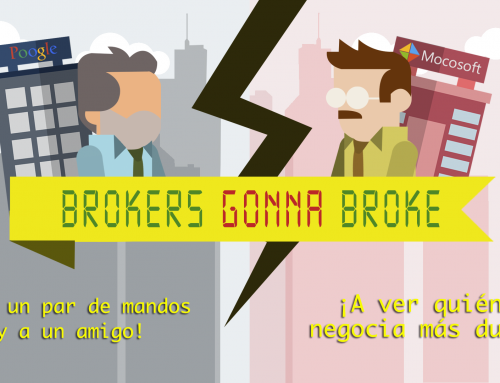 Brokers Gonna Broke