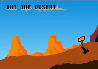 But The Desert Cover