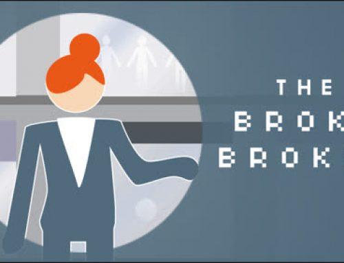 The Broke Broker