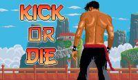 Kick or Die Cover