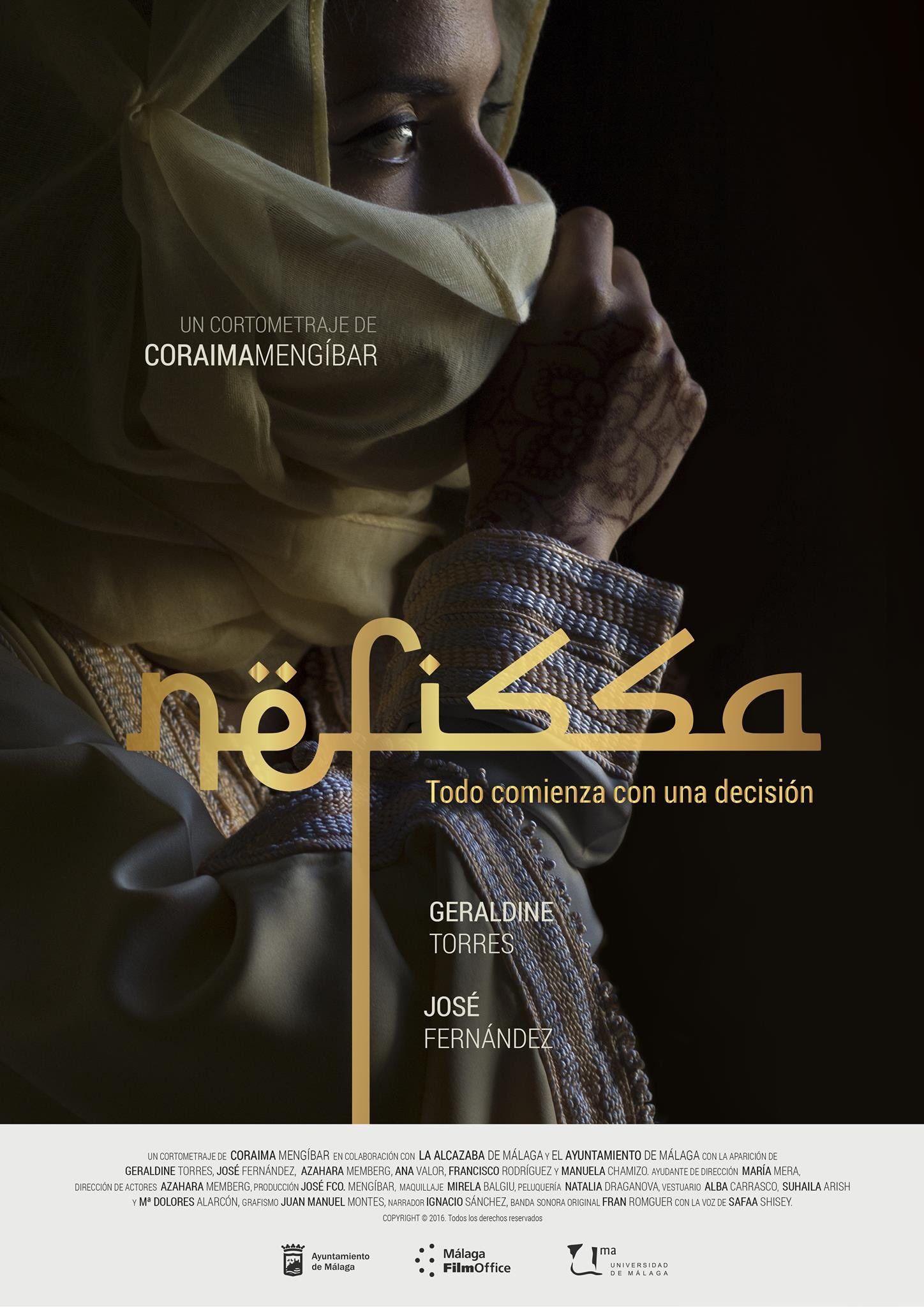 Nefissa Cover