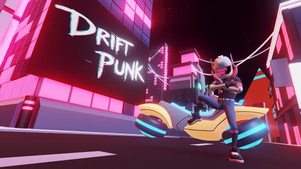 Drift Punk Cover
