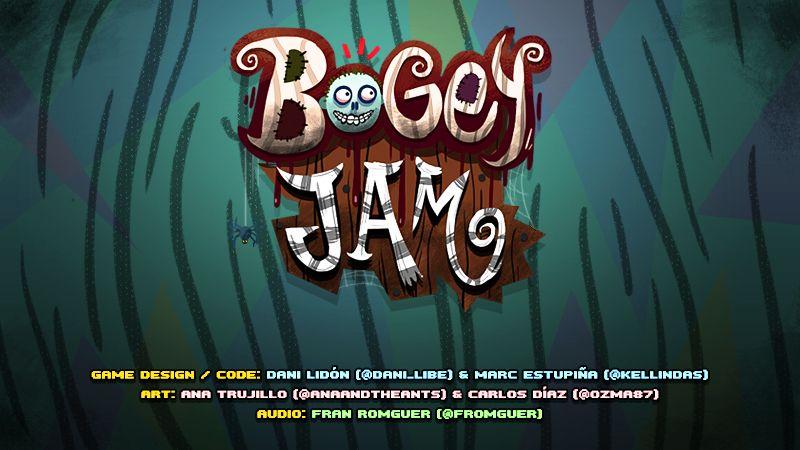 Bogey Jam Frame 1