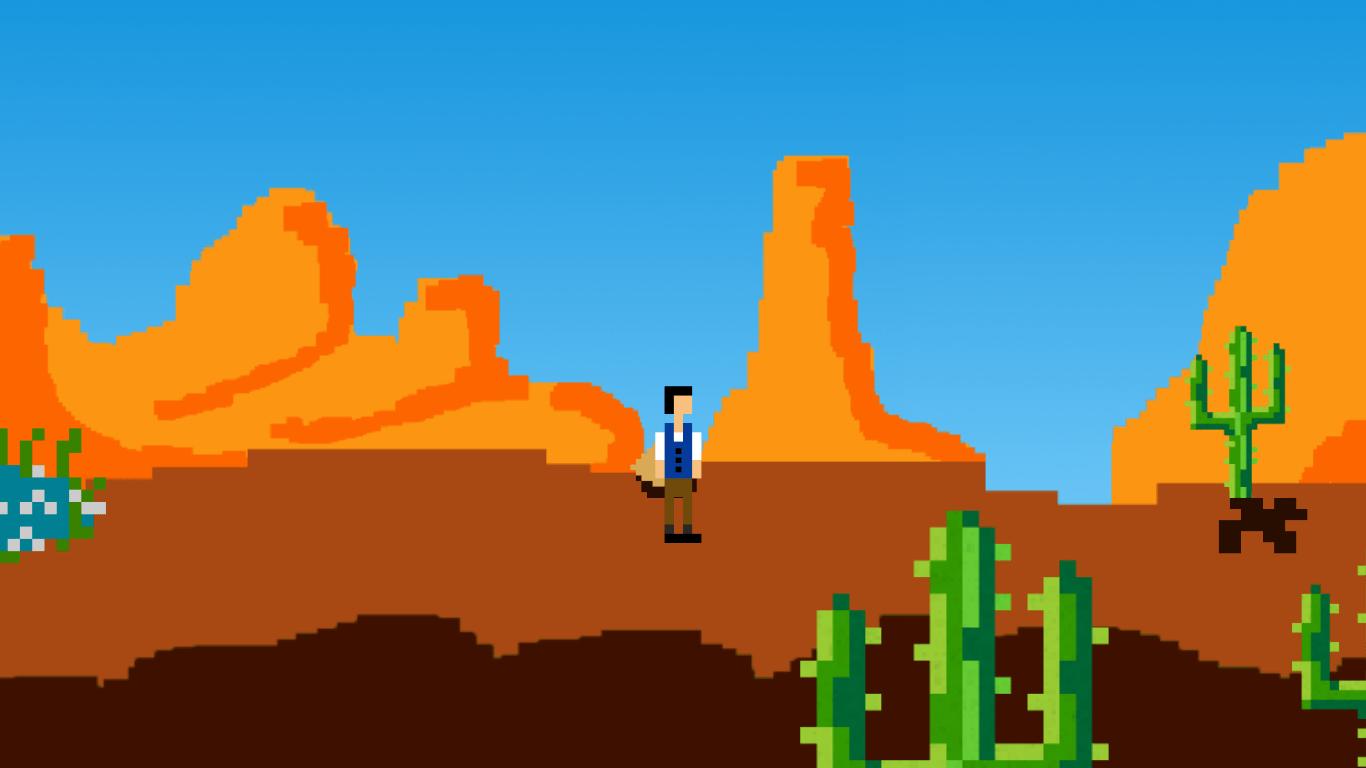 But The Desert Frame 1
