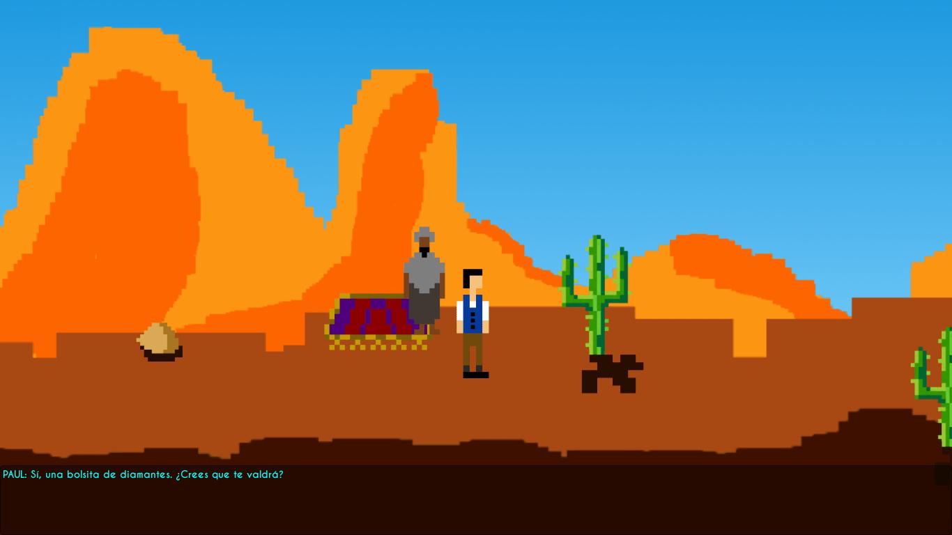 But The Desert Frame 2