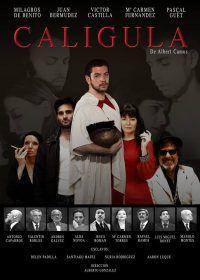 Calígula Cover