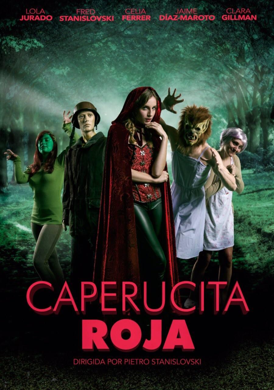 Caperucita Cover