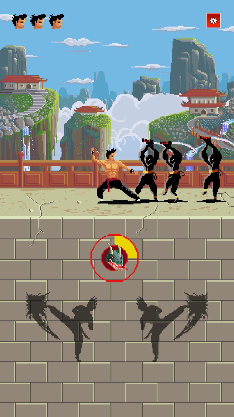 Kick or Die Frame 1