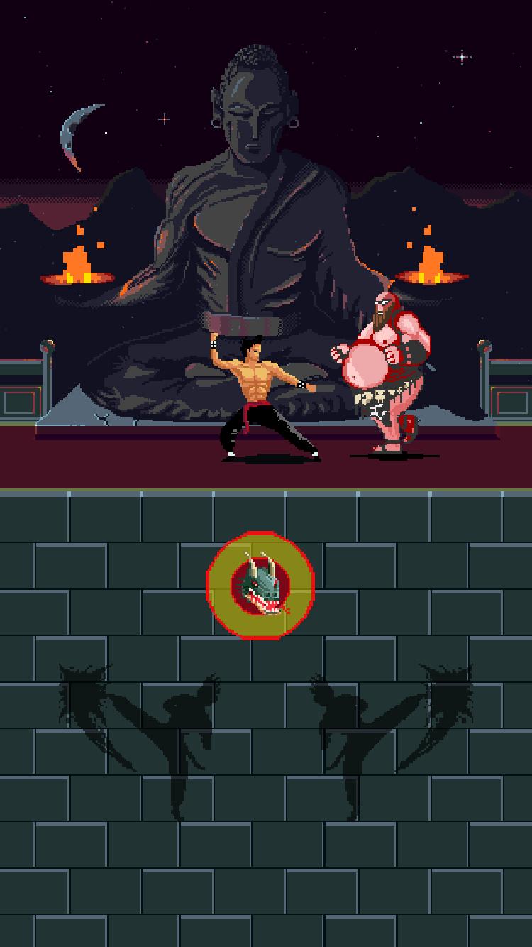 Kick or Die Frame 2