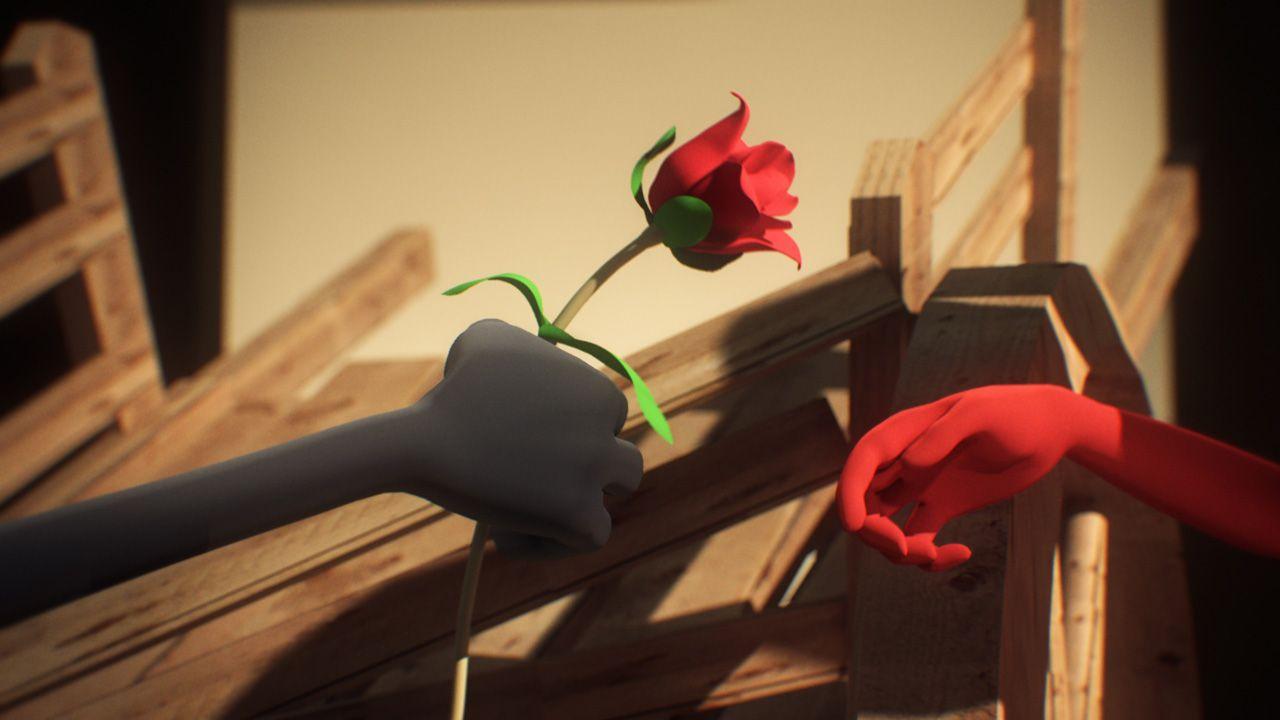 Les Dangereux - A ninja love story - Frame 3
