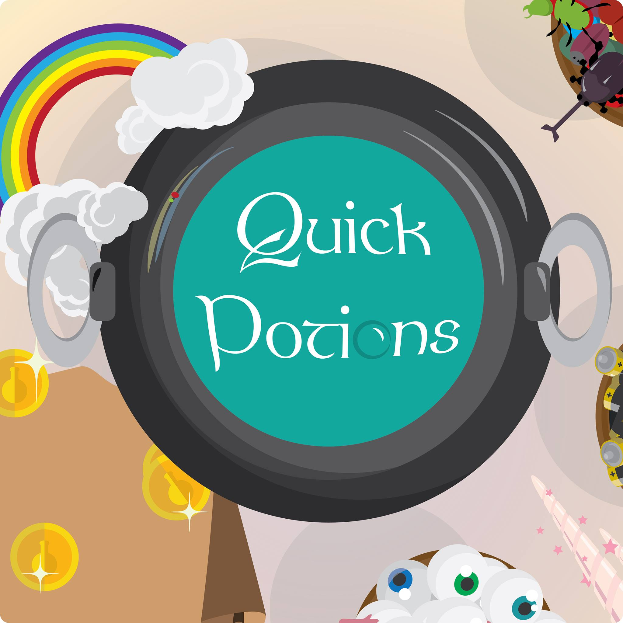 Quick Potions Cover