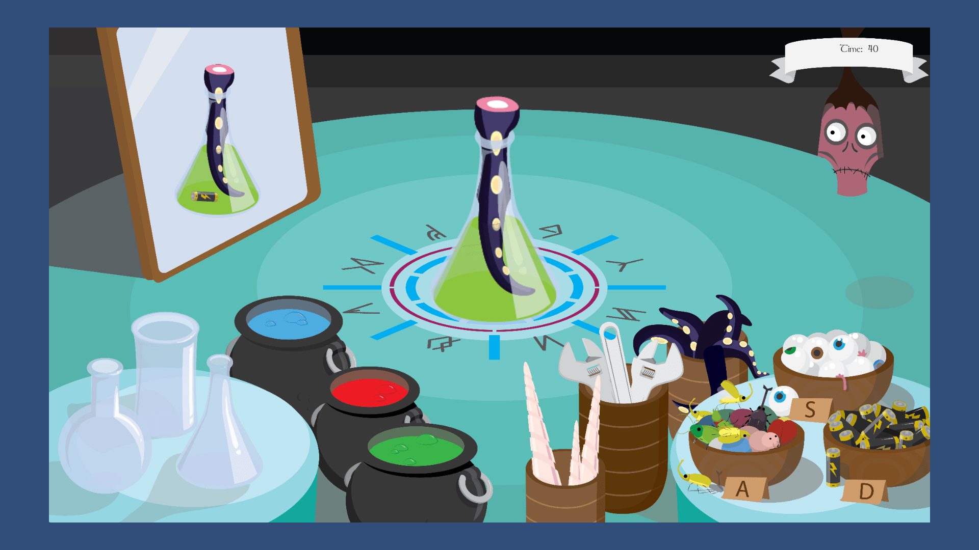 Quick Potions Frame 2