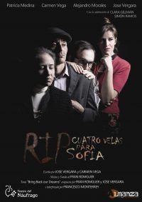 RIP Cuatro velas para Sofía Cover