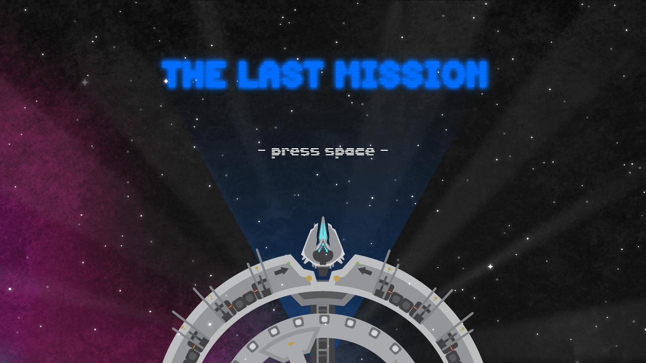The Last Mission Frame 1