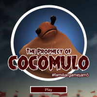 The Prophecy of Cocomulo Cover