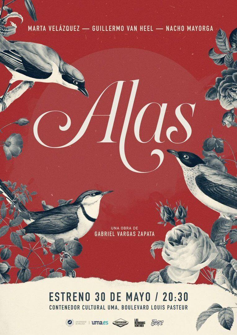 Alas - Cover