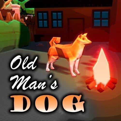 Old Man's Dog Cover Cuadrada